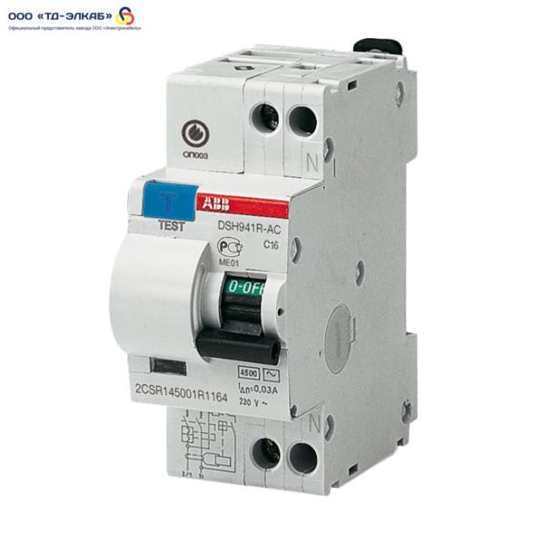 Авт.диф.тока DSH941R C32 30мА тип АС