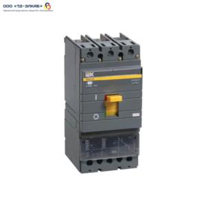 Авт. выкл. ВА88-35  3Р  250А  35кА  с электронным расцепителем MP 211 ИЭК
