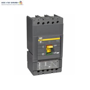 Авт. выкл. ВА88-37  3Р  400А  35кА  с электронным расцепителем MP 211 ИЭК