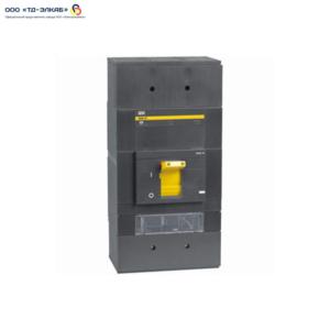 Авт. выкл. ВА88-43  3Р  1000А 50кА c электронным расцепителем МР 211 ИЭК