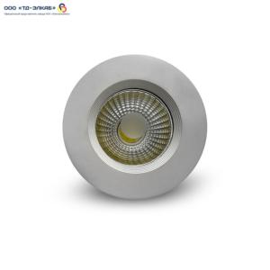 Встраиваемый светильник COB Liot 004-07W COB 7W 75 520lm CCT4000K 85mm