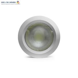 Встраиваемый светильникCOB Liot 004-15W COB 15W 75 1120lm CCT4000K 160mm