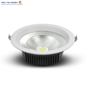 Встраиваемый светильник COB Liot 30W 225*110 мм 6000К 2100lm