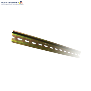 DIN-рейка перфорированная (110мм.) EKF PROxima