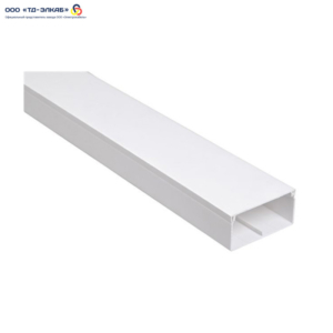 Кабель-канал ПВХ 60х25 2м белый