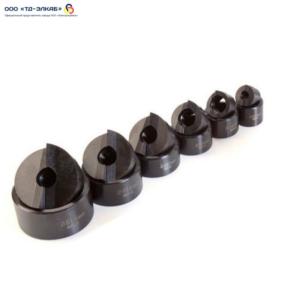 Комплект насадок к ПМЛ-60 (диам. 22-60 мм, 6 шт.)