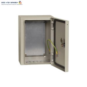 Корпус металлический ЩМП-3.2.1-0 У2 IP54