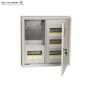 Корпус электрощита металлический ЩУРн-3/36зо-1 36 УХЛ3 IP31