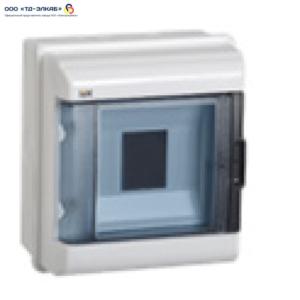 Корпус пластиковый КМПн 2/6 IP55