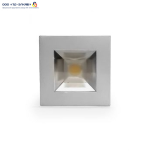 LED COB-002 5W 400lm 2700K 110mm*110mm