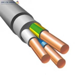 Монтажный кабель NYM 3х4