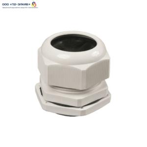 Сальник PG 16 диаметр проводника 9-13мм IP54 ИЭК