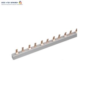 Шина соединительная типа PIN (штырь) 3Р 63А (дл.1м) ИЭК