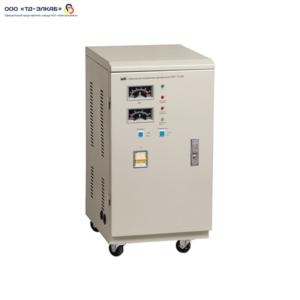 Стабилизатор напряжения СНИ1-30 кВА однофазный ИЭК