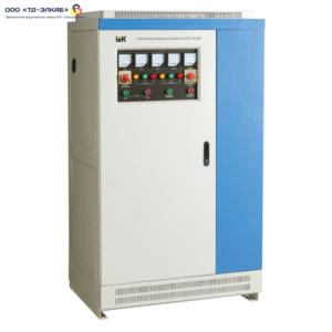 Стабилизатор напряжения СНИ3-100 кВА трехфазный ИЭК