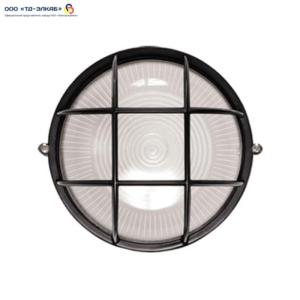 Светильник НПП1102 белый/круг с реш. 100Вт IP54  ИЭК