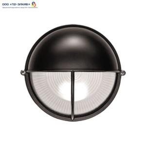 Светильник НПП1105 белый/круг п/сфера-луч  100Вт IP54  ИЭК