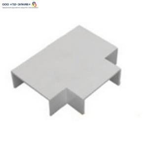Тройник Т-образный кабельный канал 100х50 (10 шт/упак)