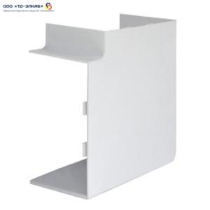 Кабельный канал Угол плоский L-образный 100х50 (10 шт/упак)