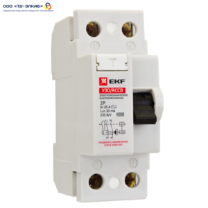 УЗО ВД-40 Basic 2P 32А/10мА (электромеханическое)