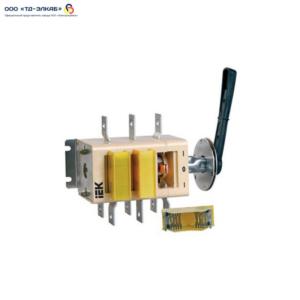 Выключатель-разъединитель ВР32И-39A70220 630А IEK
