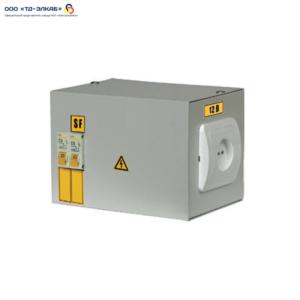 Ящик с понижающим трансформатором ЯТП-0,25 220/24-2 36 УХЛ4 IP30